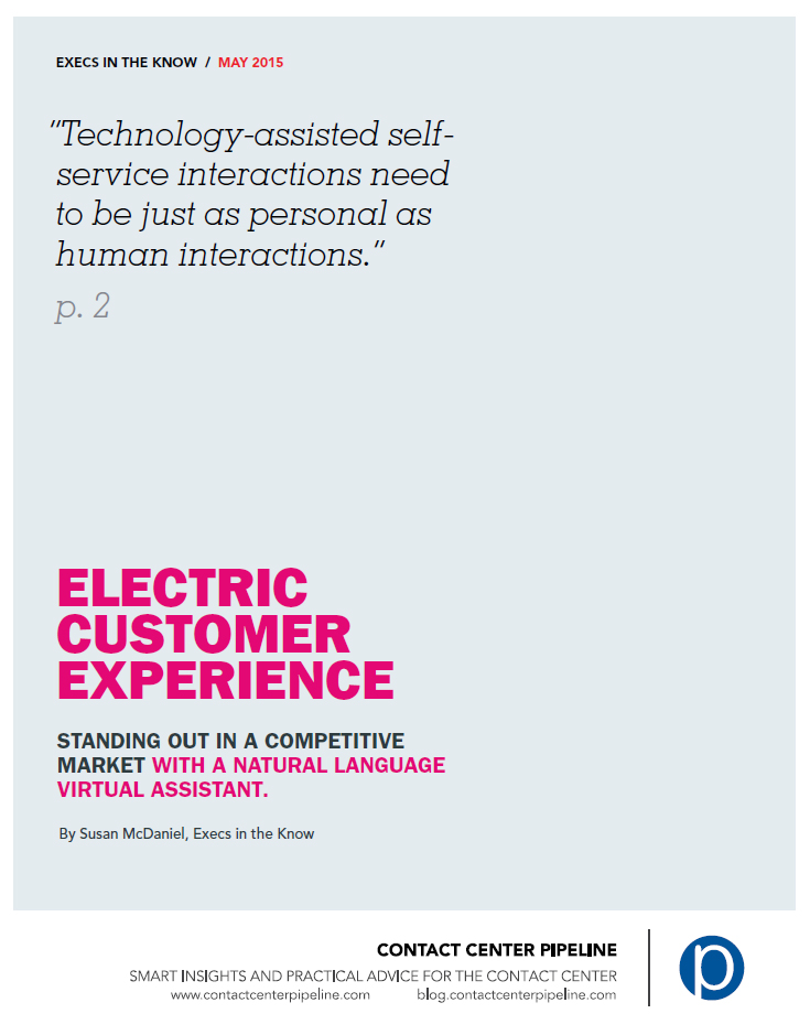 Electric Customer Experience
