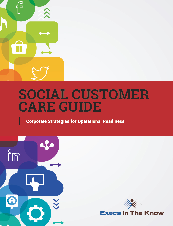 Social Customer Care Guide: Corporate Strategies for Operational Readiness
