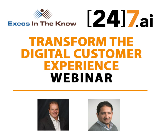 Transform the Digital Customer Experience