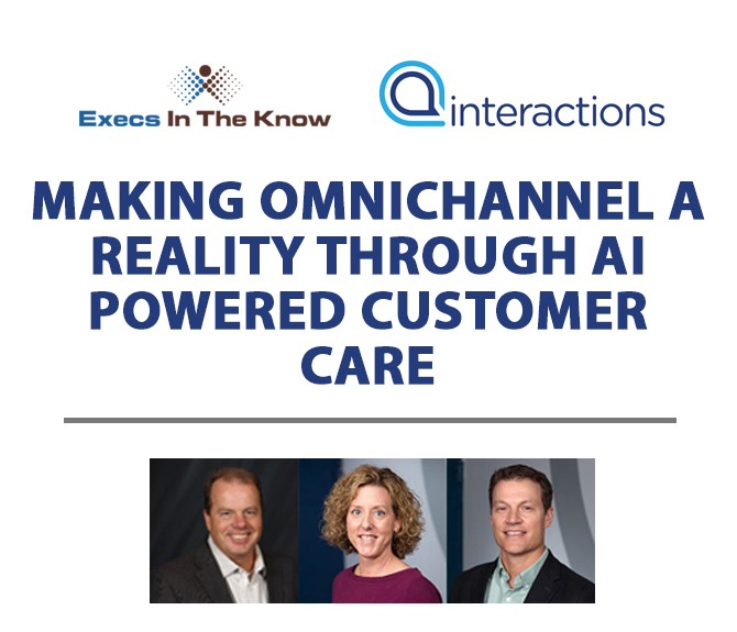 Making Omnichannel a Reality Through AI Powered Customer Care