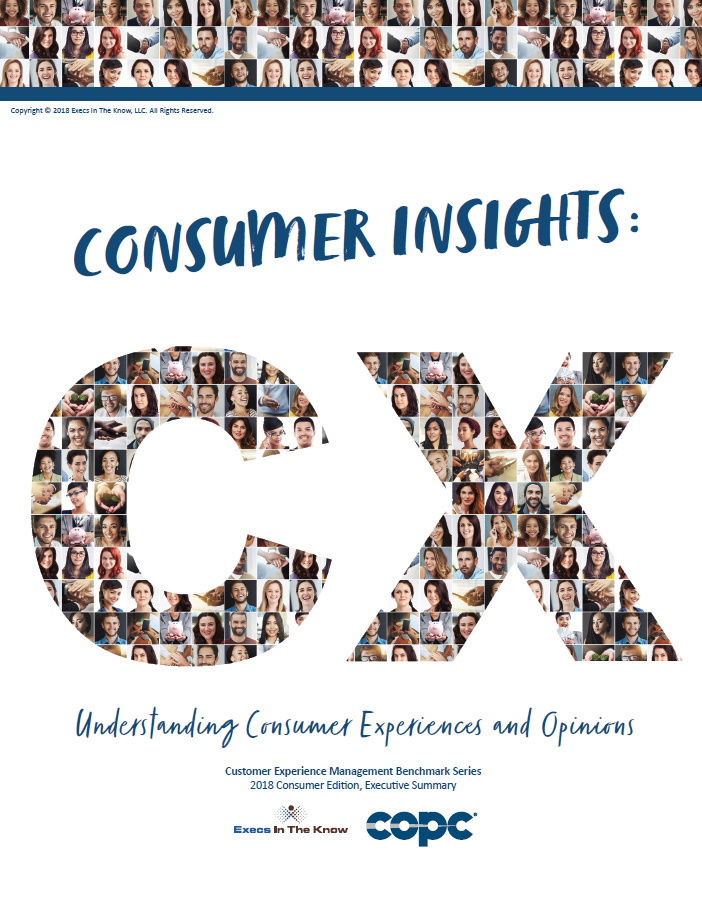 2018 Consumer Edition – Executive Summary