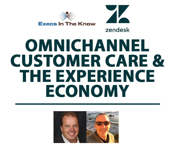 Omnichannel Customer Care And The Experience Economy